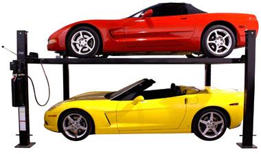 Car Storage Lifts