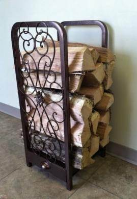 The Daniel Fireside Rack
