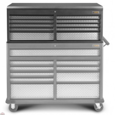 """10-Drawer 52"""" Tool Chest Topper"""