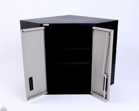 Wall Corner Storage Cabinet (Mojave Desert Sand)