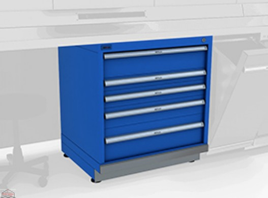 Premounted cabinet with drawers ME-3104