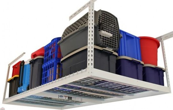 4' x 8' Overhead Storage Rack