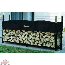 1/2 Cord Woodhaven Firewood Rack 4ft x 8ft