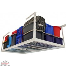 2' x 8' Overhead Storage Rack