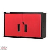 "19"" 2 Door Wall Storage Cabinet (Performance Red)"
