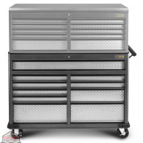 "10-Drawer 52"" Base Tool Chest"