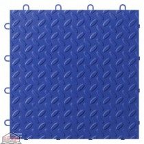 Blue Tile Flooring (24-pack)