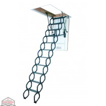 Scissor Insulated Attic Ladder