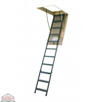 Metal Attic ladder