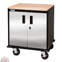 2 Door Modular Base Cabinet (304 Stainless Steel)