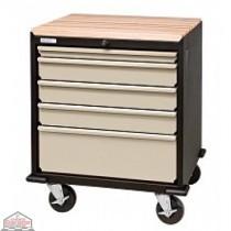 5 Drawer Modular Storage Cabinet (Mojave Desert Sand)