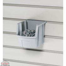 Utility Bin Gray