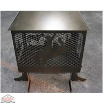 The Woodhaven Outdoor Firepit (Cowboy)