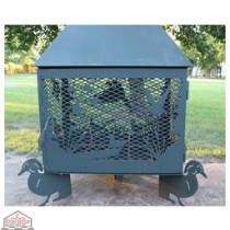The Woodhaven Outdoor Firepit (Duck/Wildlife)