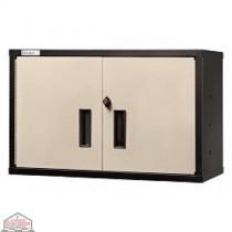 "19"" 2 Door Wall Storage Cabinet (Mojave Desert Sand)"