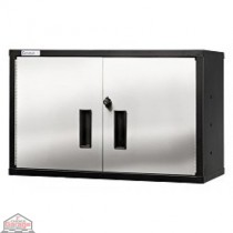 "19"" 2 Door Wall Storage Cabinet (304 Stainless Steel)"