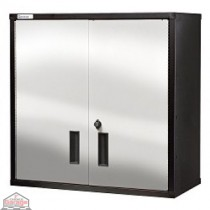 "30"" Modular Wall Storage Cabinet (304 Stainless Steel)"