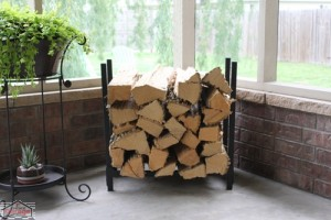 The Woodhaven Fireside 2ft x 2ft