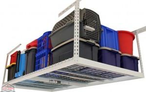 2' x 6' Overhead Storage Rack