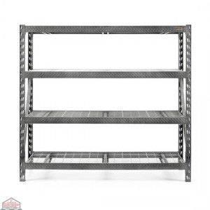 "77"" Rack Shelving"