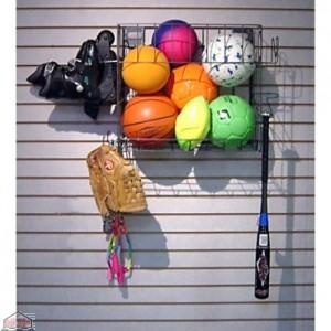 Sports Accessory Rack