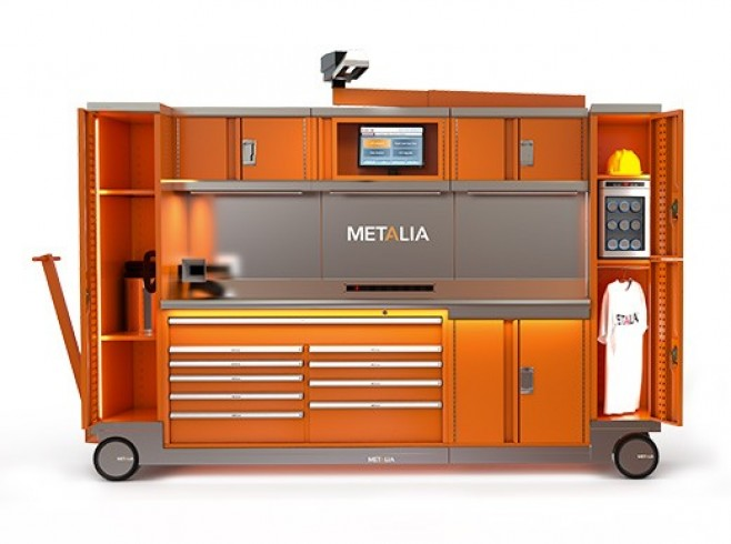 Metalia X-SERIES TOOLBOXES