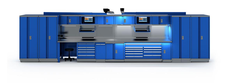 Metalia Workstation Components
