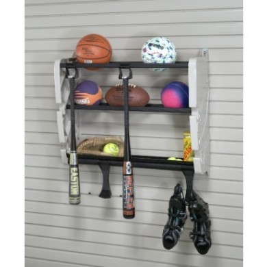 Plastic Sports Rack