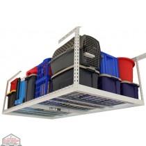 3' x 8' Overhead Storage Rack