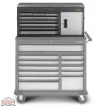 """10-Drawer 41"""" Top Tool Chest"""