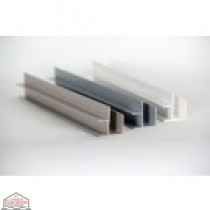 """Inside/Outside Corner Molding, Slate Gray 96"""""""